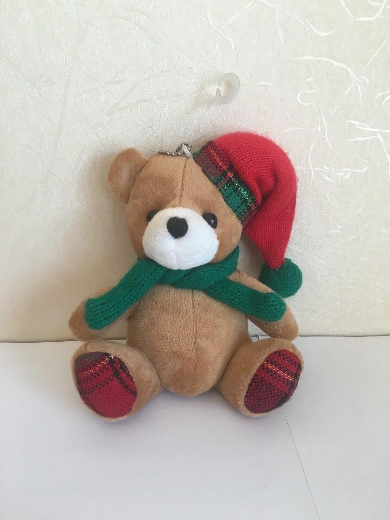 12CM圣诞坐熊 1