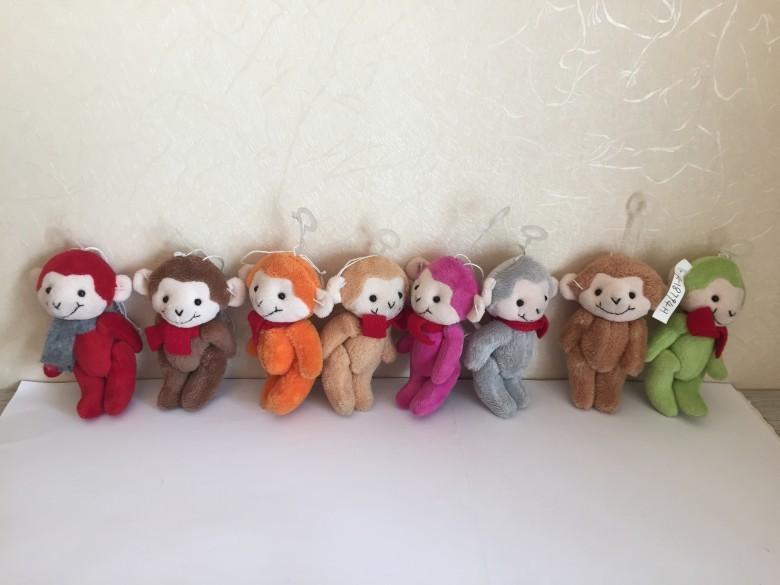 11cm 填充吊猴子 1