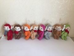 11cm 填充吊猴子
