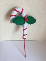 圣诞装饰品插枝