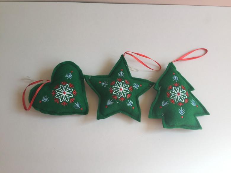 聖誕挂件 3