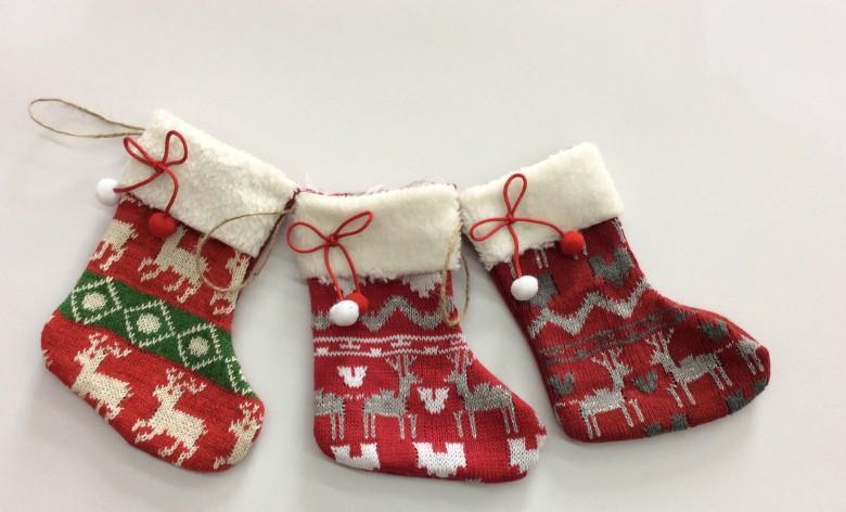 聖誕襪 12