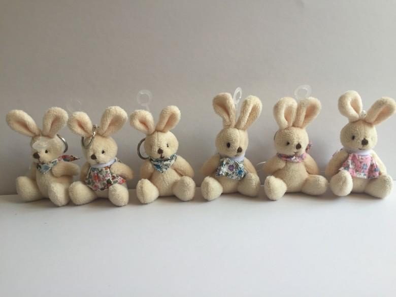 兔子挂件 5