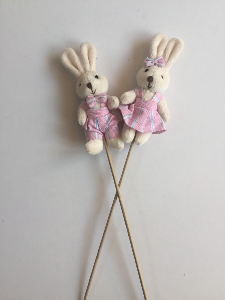 兔子挂件 9