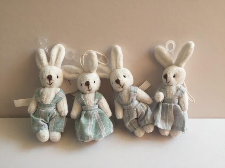 兔子挂件 10