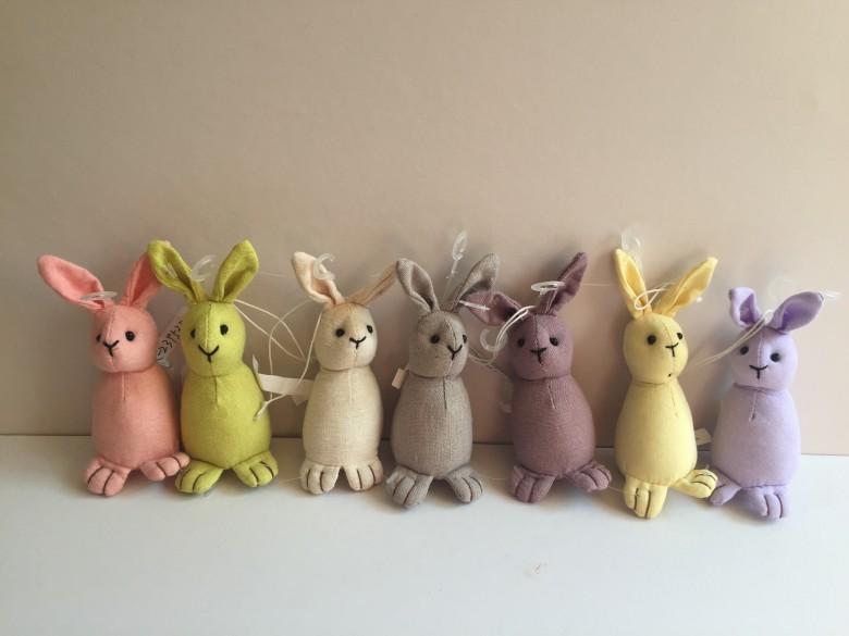 Rabbit Pendant 13