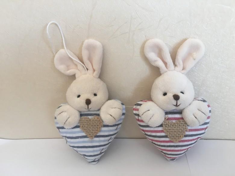 兔子挂件 14