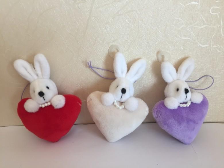 Rabbit Pendant 15
