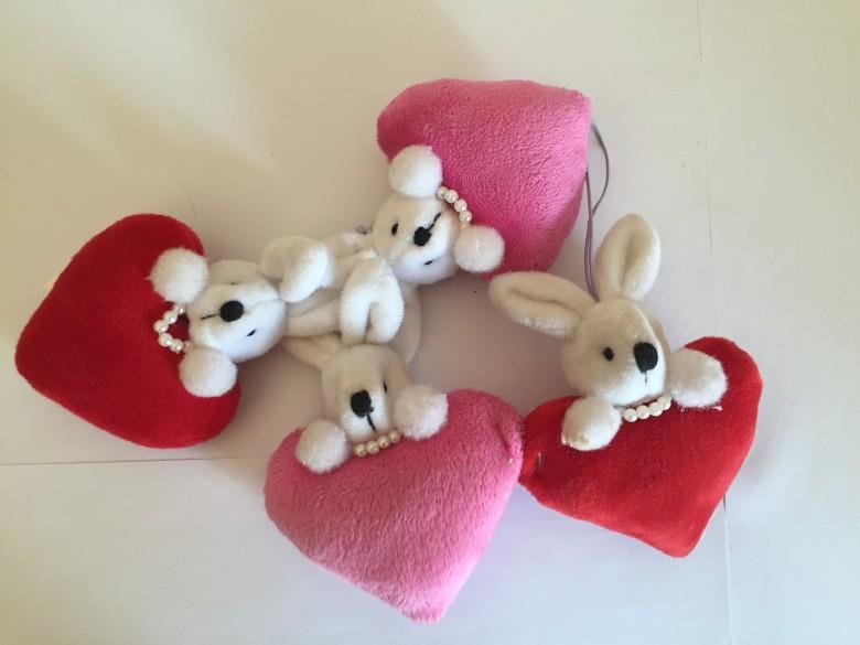 兔子挂件 16