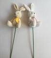 兔子挂件 17