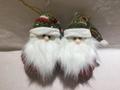 Santa's head