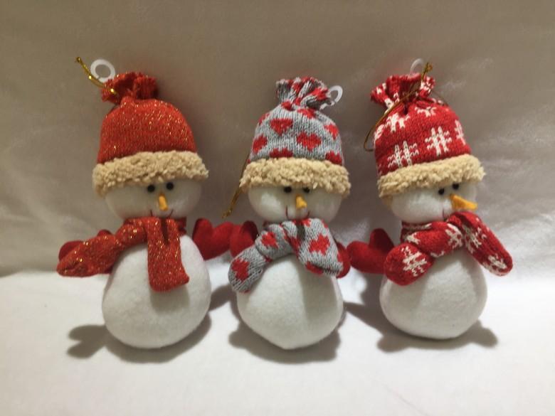 聖誕雪人 1