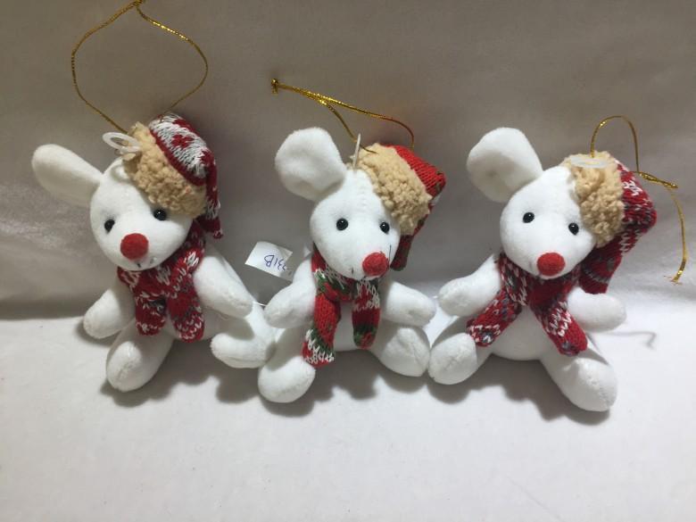 圣诞帽老鼠 1