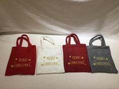 圣诞提手礼品袋
