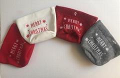 圣诞花盆套