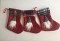 聖誕老人頭靴子