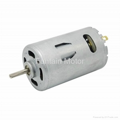 Micro DC Motor RS-550 for vacuum cleaner