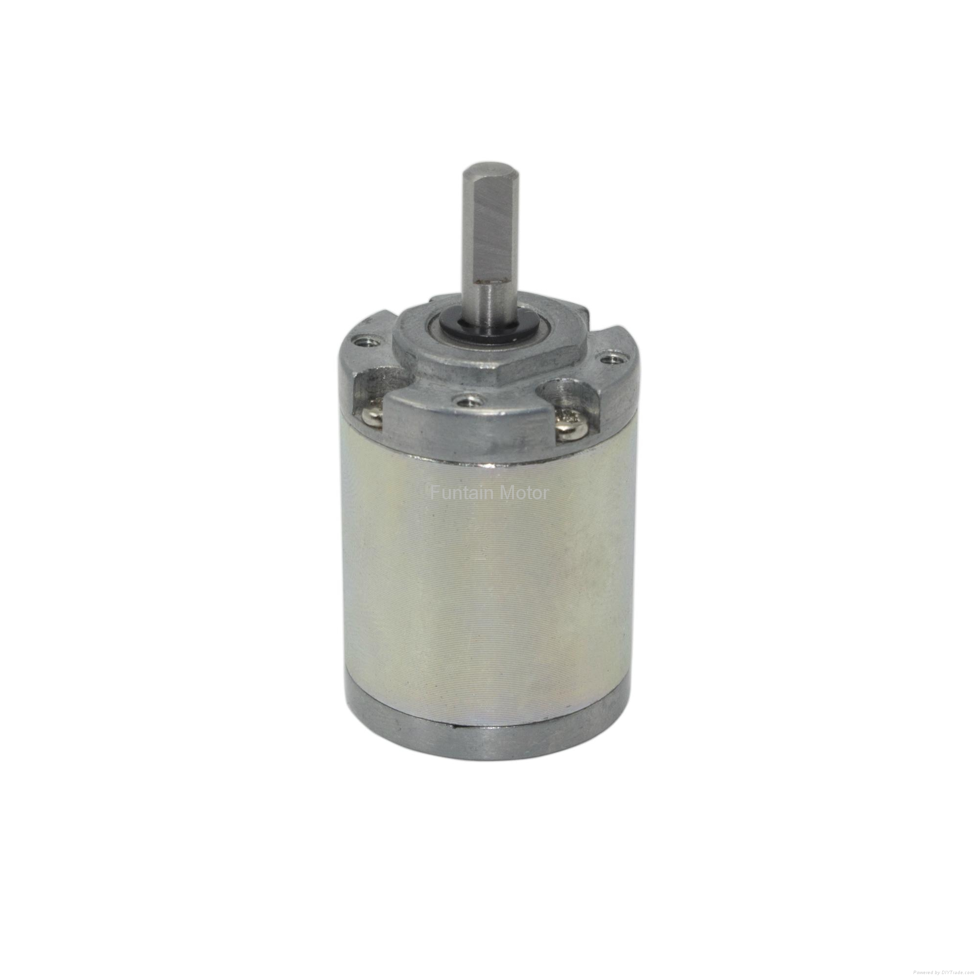 16mm 42mm planetary gearbox with brushless dc motor 16pa for Brushless dc motor suppliers