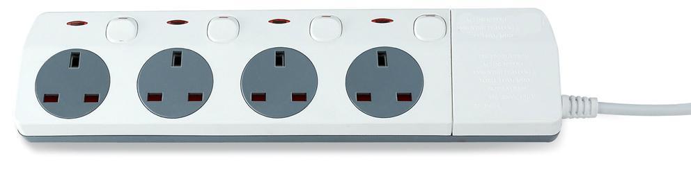 Power socket Standard Grouding  BS socket  2