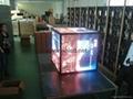 供應室內外LED廣告機LED舞臺車 2