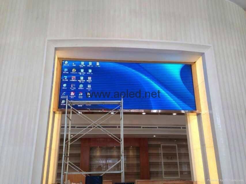 供應駐馬店高清LED顯示屏 1