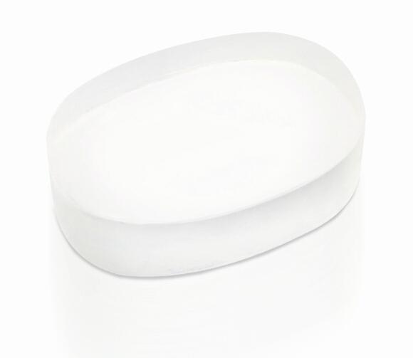 Glycerine Transparent Natural Honey Bar Soap with Essential Oil 4