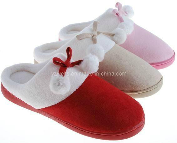 Fleece Fabric Slippers 3