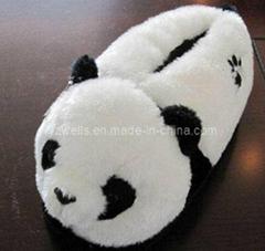 Stuffed Animal Panda Shoes