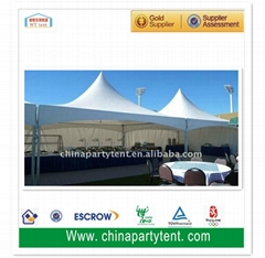 PVC fabric outdoor gazebo tent for sale factory price