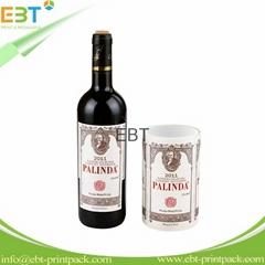 Supermarket wine label for sale