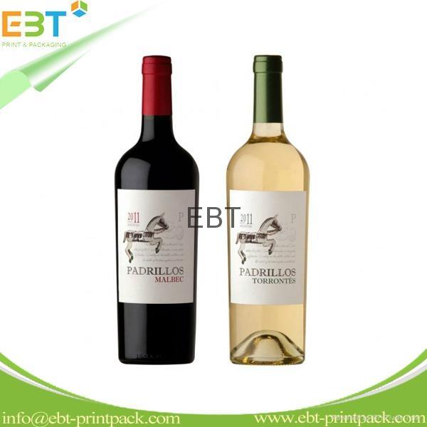 Supermarket wine label for sale  2