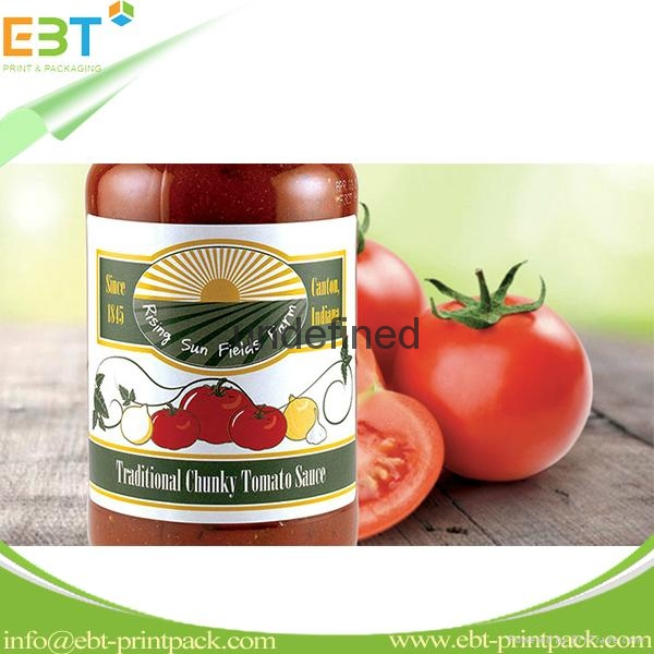 Favorable price food packing labels,adhesive labels in roll 3