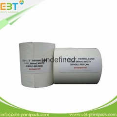 New ECO friendly HOT Selling Thermal Paper Label for shipping label ,Price Label