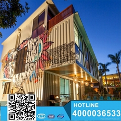 2015 China New Style Cheaper Prefab House For Sale