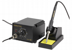 220V HAKKO 936 Soldering Station 907 soldering handle + 5pcs free tips + 2pcs We