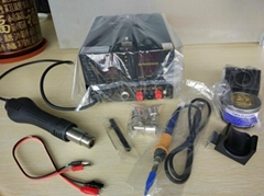 YiHua 853D soldering station rework station