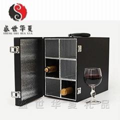 供應多支裝紅酒盒