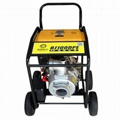 小型4寸柴油水泵报价