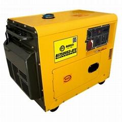 5KW全自动静音柴油发电机