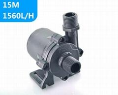 Dc submersible pump DC50E
