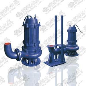 WQ/QW无堵塞潜水排污泵 1