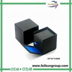 Elegant high end custom jewelry box