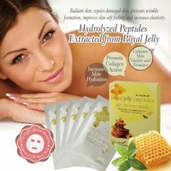 Royal Jelly Peptides Age Freeze Mask