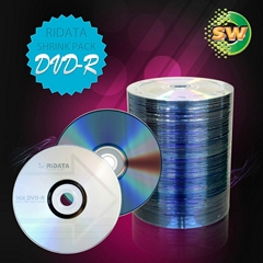 RiDATA DVD-R 4.7GB 16X STOCKS of