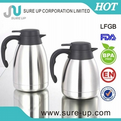 stainless steel thermos vaccum jug