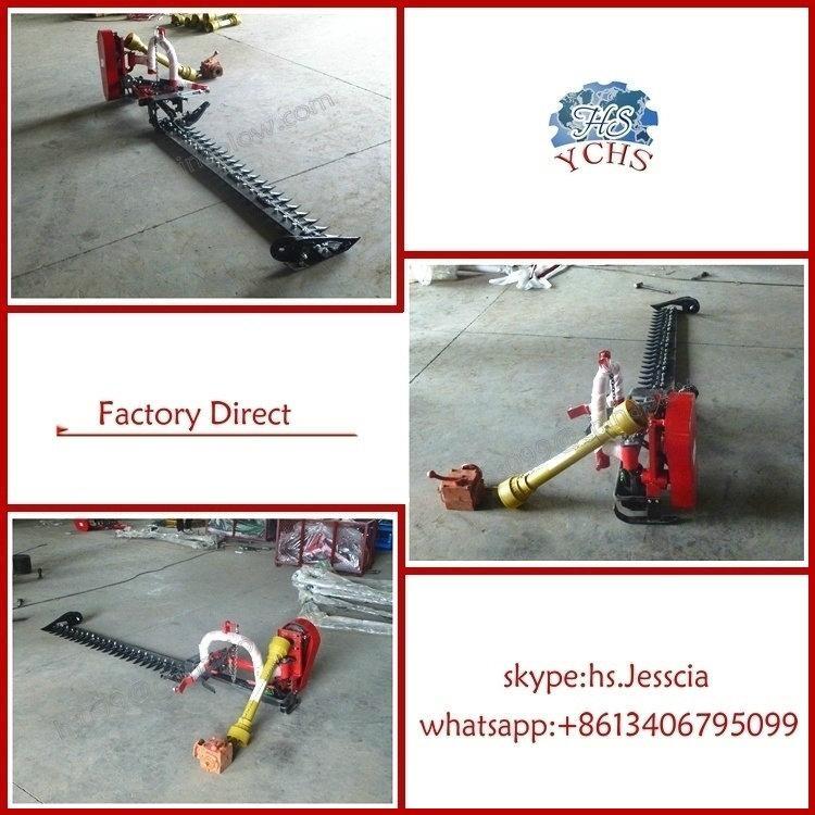 Tractor side sickle bar mower farm used - 9G-1 4 - YCHS (China