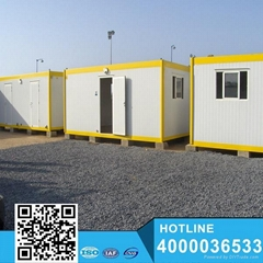 2 storey Prefab Mobile Residentail Container House