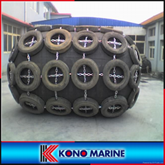 High Performance Pneumatic Marine Rubber Fender