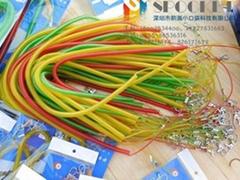 工廠大量供應彩色包鋼絲失手繩