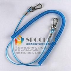 專業生產PU材質漁具失手繩